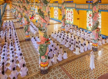 Vietnam'ın Resmi Dinlerinden Kaodaizm