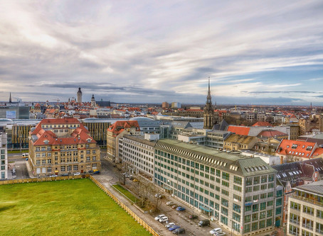 Leipzig'e Gitmek İçin 9 Neden