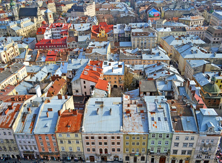 Ukrayna'nın Kültür Başkenti Lviv