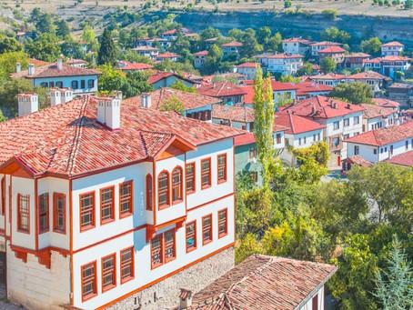 Batı Karadeniz'in İncisi: Safranbolu