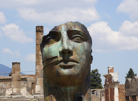 Taşlaşan Şehir Pompei
