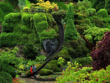 Dünyanın En Güzel 5 Bahçesi
