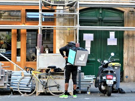 Halka Arz İçin Gün Sayan Deliveroo'nun Değerlemesi 11 Milyar Doları Bulabilir