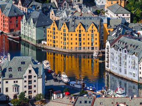 Vikinglerin Memleketi; İskandinavya…