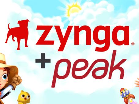 Küresel Oyun Devi Zynga Türk Peak Games'i 1,8 Milyar Dolara Satın Aldı