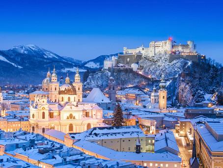 Dünyanın En Güzel Karlı Şehirleri