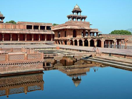 Hayalet Şehir Fatehpur Sikri