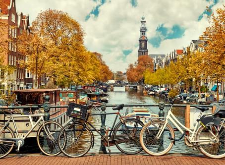 Romantizmin Rotası: Paris ve Amsterdam