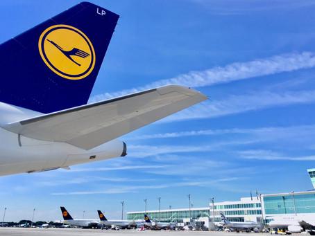 Lufthansa Hissedarları Kurtarma Paketini Onayladı
