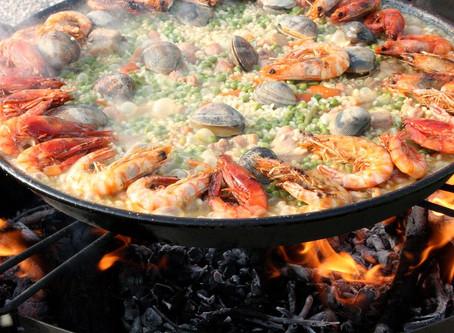 İspanyol Mutfağından Mis Gibi Kokular Geliyor!