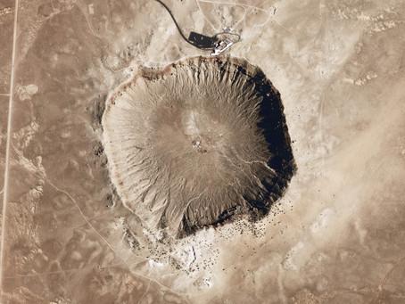 Arizona Çölü'ndeki Koca Delik