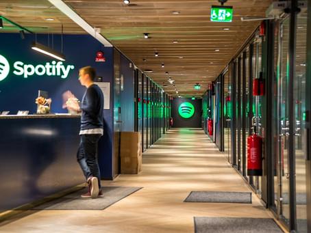 Üye Sayısı Artmasına Rağmen Spotify'ın Net Zararı Üçe Katlandı