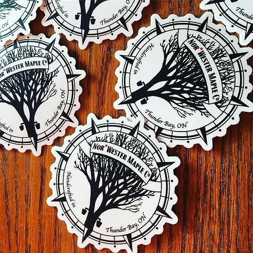 Maple Stickers!