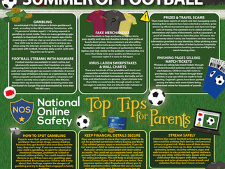 Online Safety during the World Cup