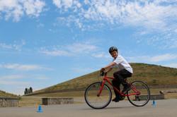 Bike club Northala Hills
