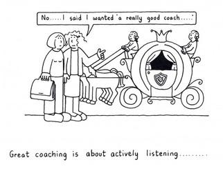De manager als coach: weet je het zeker?