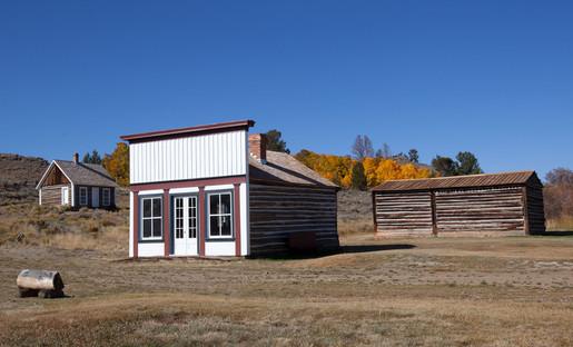 The Miner's Exchange Saloon today