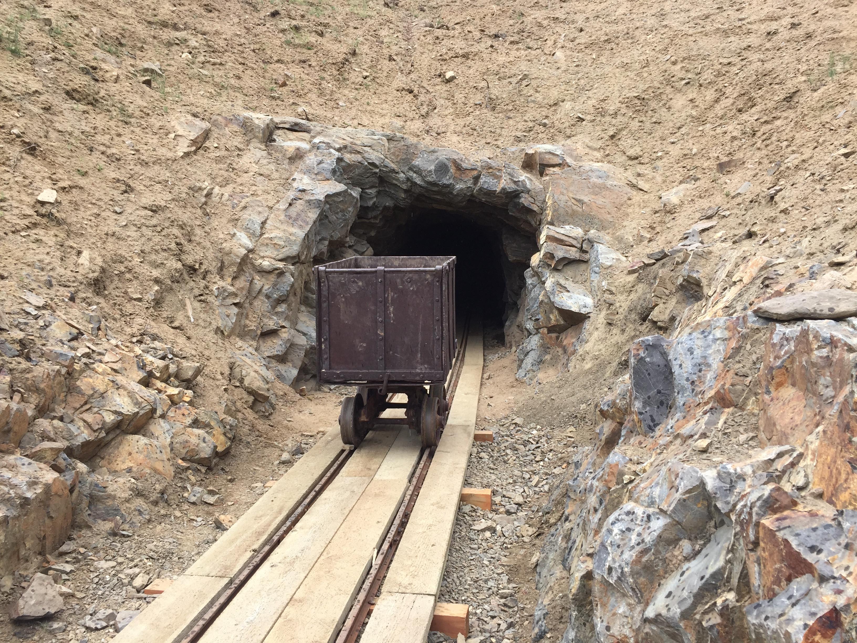 English Tunnel Tour