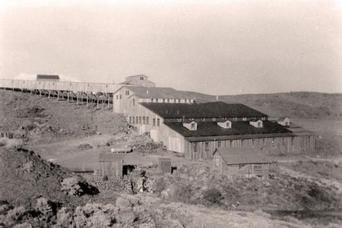 The Carissa in 1946