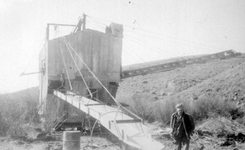 The Dredge at Wilson Bar in the 1940s