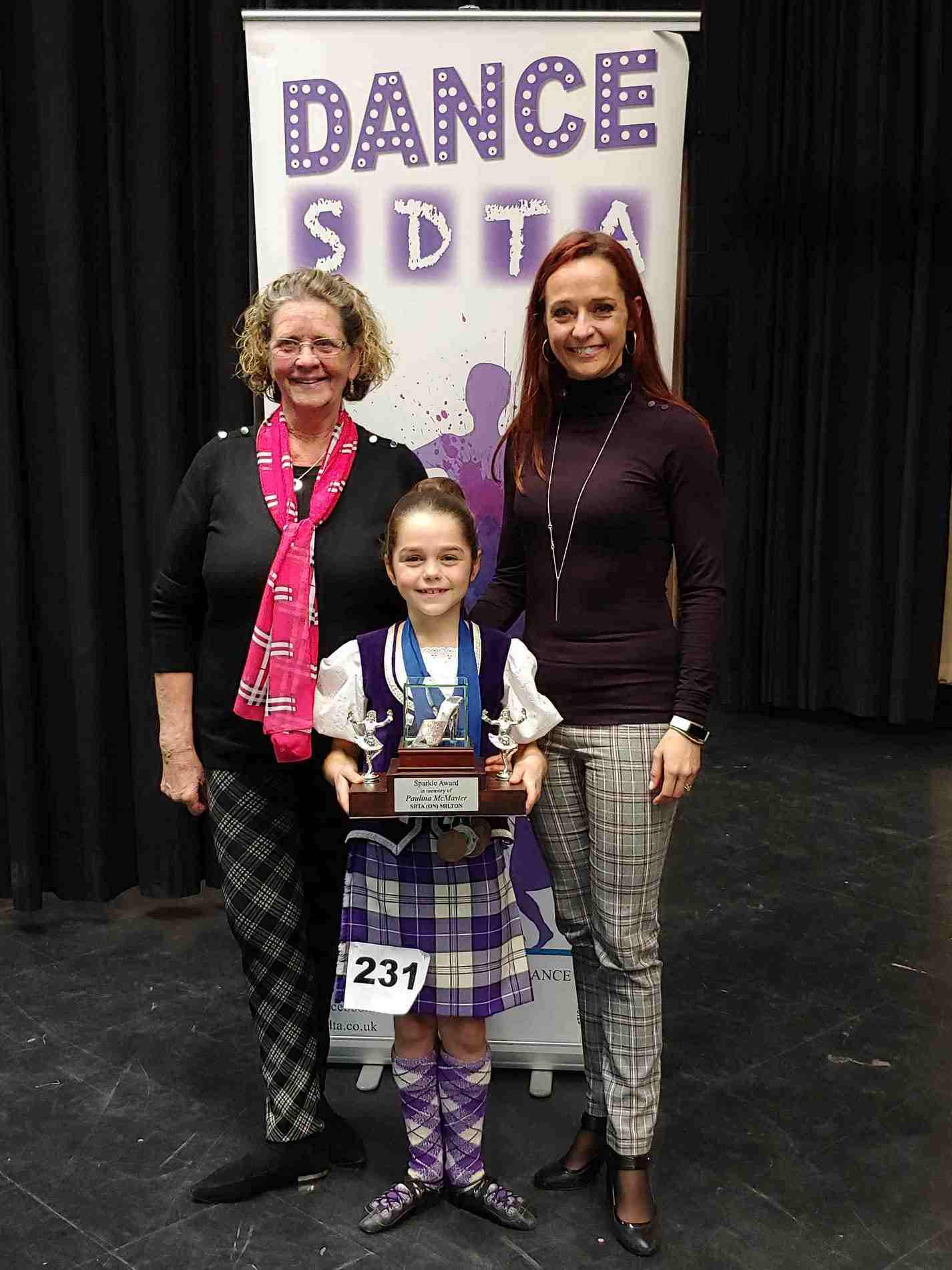 Piper - Sparkle Award