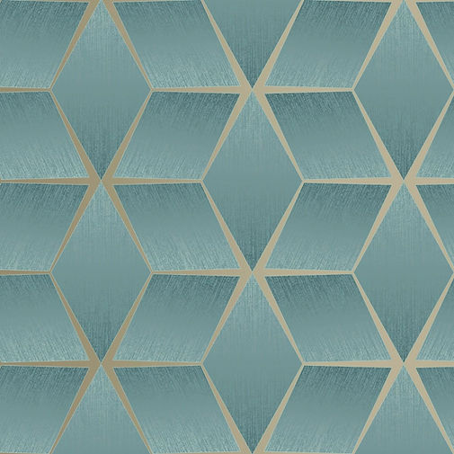 Textured geometric green 310627 £14.99.j