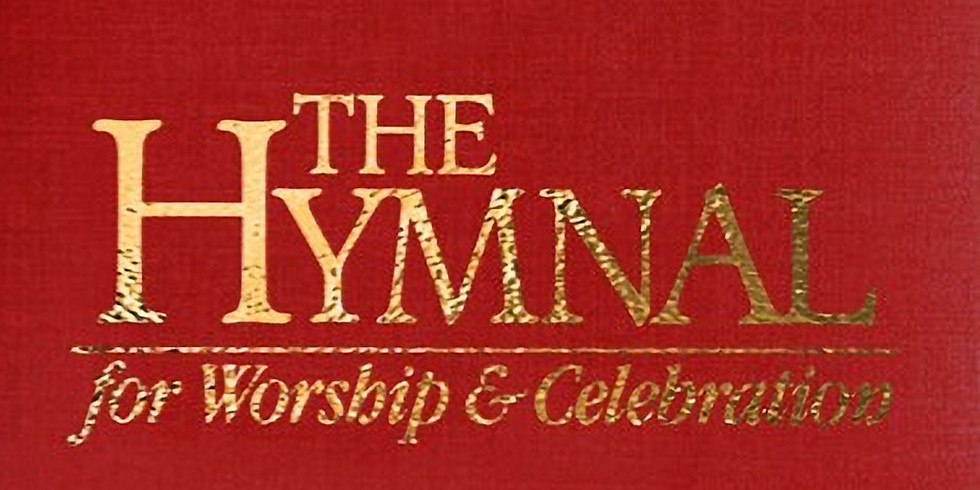 Red Back Hymnal Sing