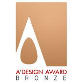 A' Design Award 2016 (Bronze Winner)