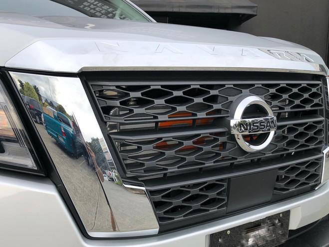 2021 Nissan Navara NP300 Intercooler PWR CRG