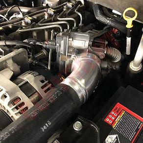 Throttle Body Holden Colorado