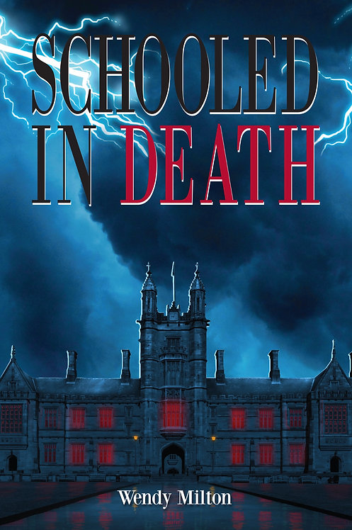 Schooled in Death (Kindle for grown-ups)