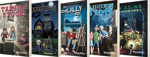 All stand-alone titles (5 books)