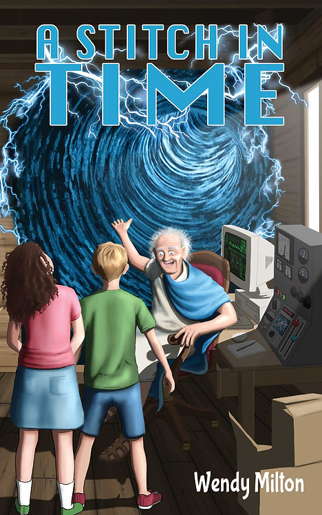 A Stitch in Time (Kindle)