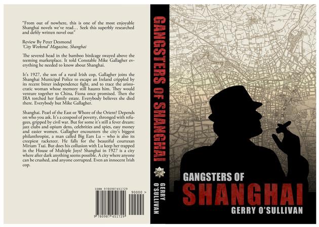 GANGSTERS OF SHANGHAI - GERRY O'SULLIVAN