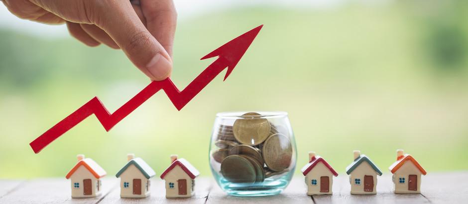 拉斯維加斯房地產 漲 漲 漲(附2021年第一季圖表分析)
