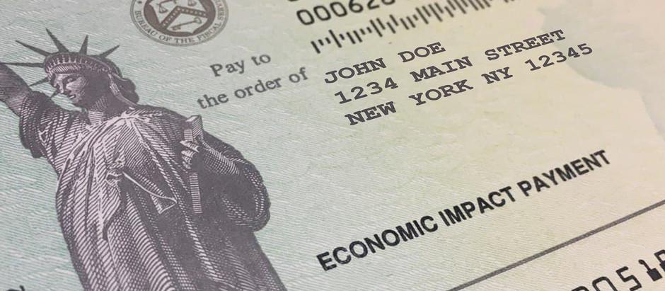 美元紓困案的影響