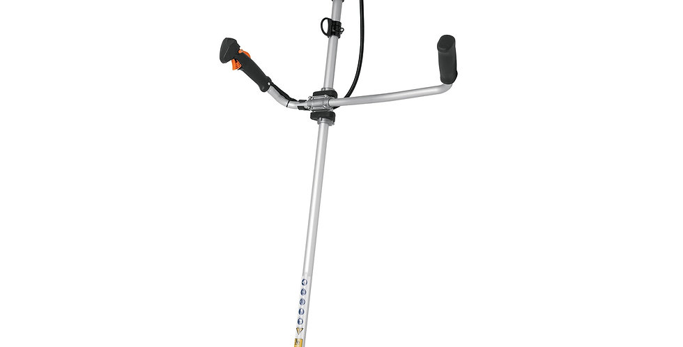 Desmalezadora, mango tipo bici (63 cc)