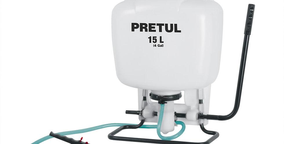Fumigador de mochila de Diseño FM-15P (Pretul)
