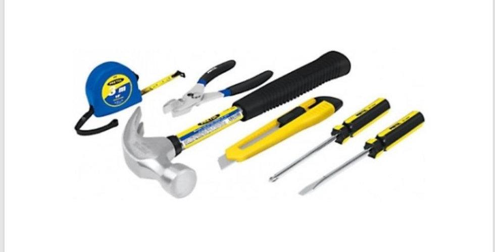 Juego de herramientas (6 piezas) Pretul