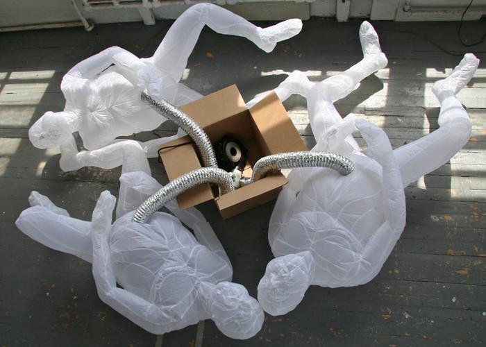 Trio in a Box, 2006.