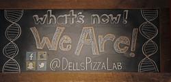 Chalkboard Design and Lettering