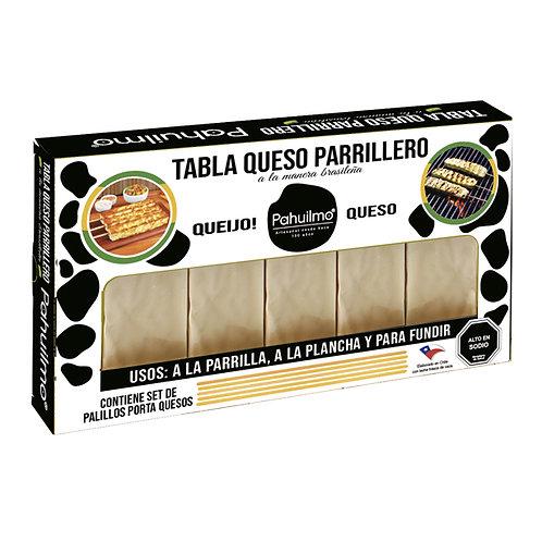 TABLA  PARRILLERA