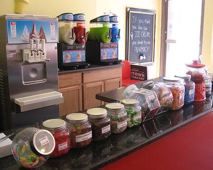 Midtown Apothecary Ice Cream Parlour