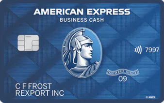 American Express Blue Business Cash credit card review!
