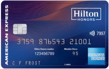 American Express Hilton Aspire Card review!