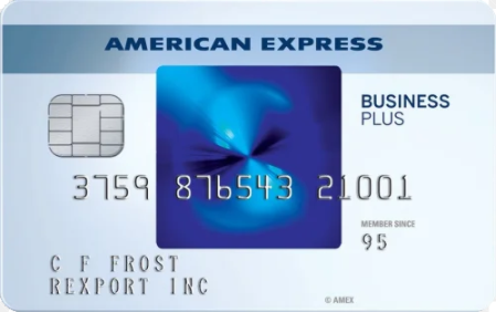 American Express Blue Business Plus credit card review!