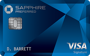 Chase Sapphire Preferred credit card review!