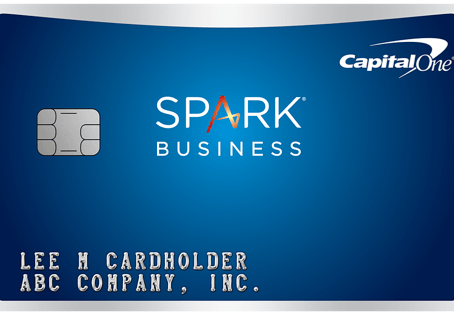 Capital One Spark Miles credit card review!
