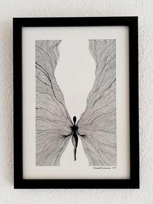 Fly, lil maggot, fly