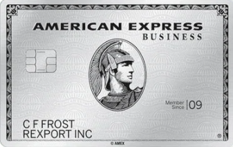 American Express Business Platinum Card review!